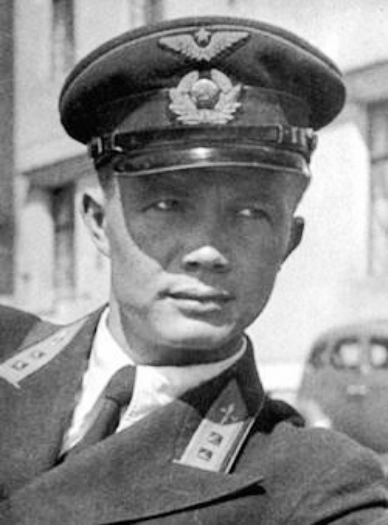 Leonid Khrushchev.