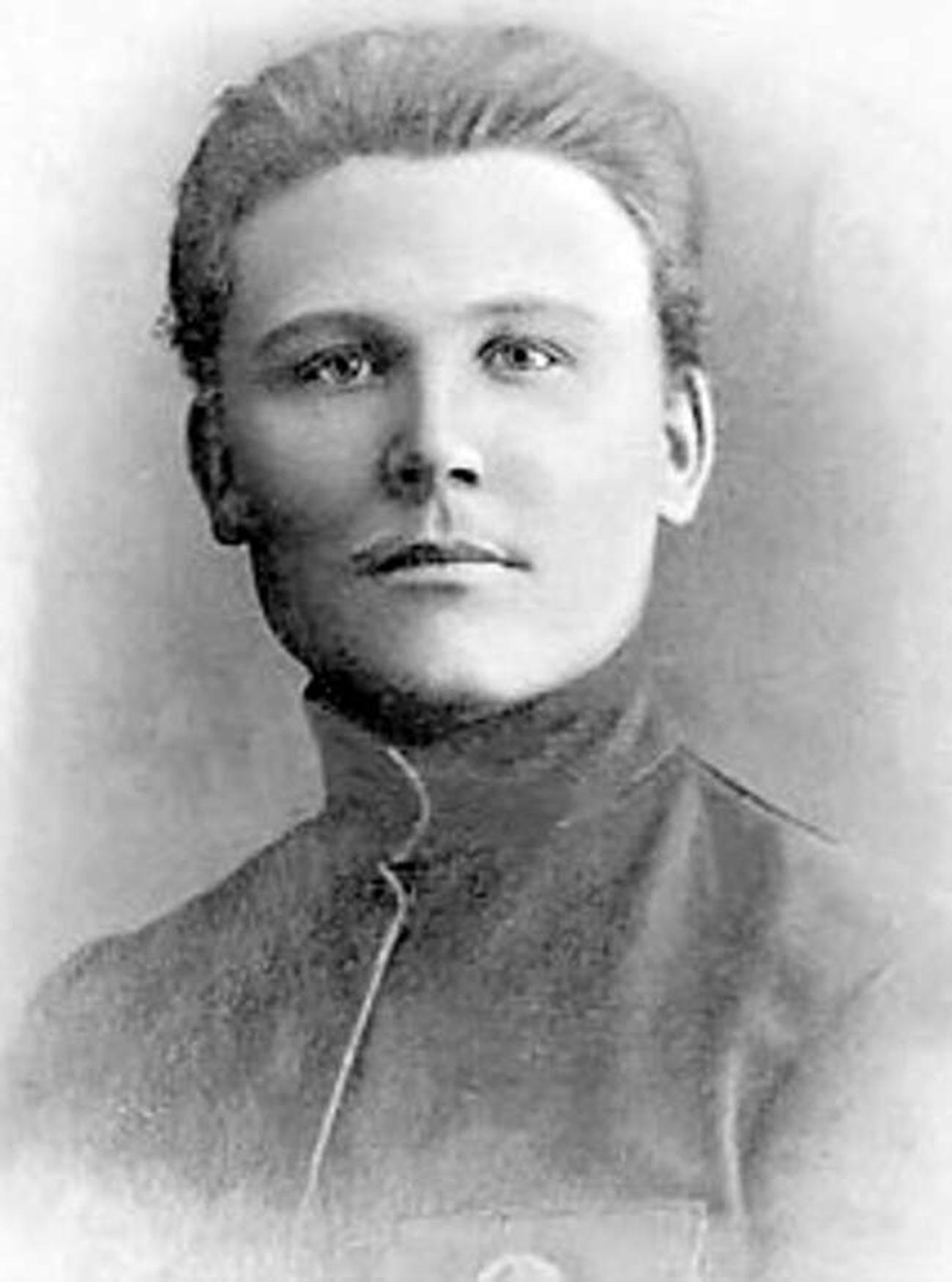 Конев в 1910-е годы.