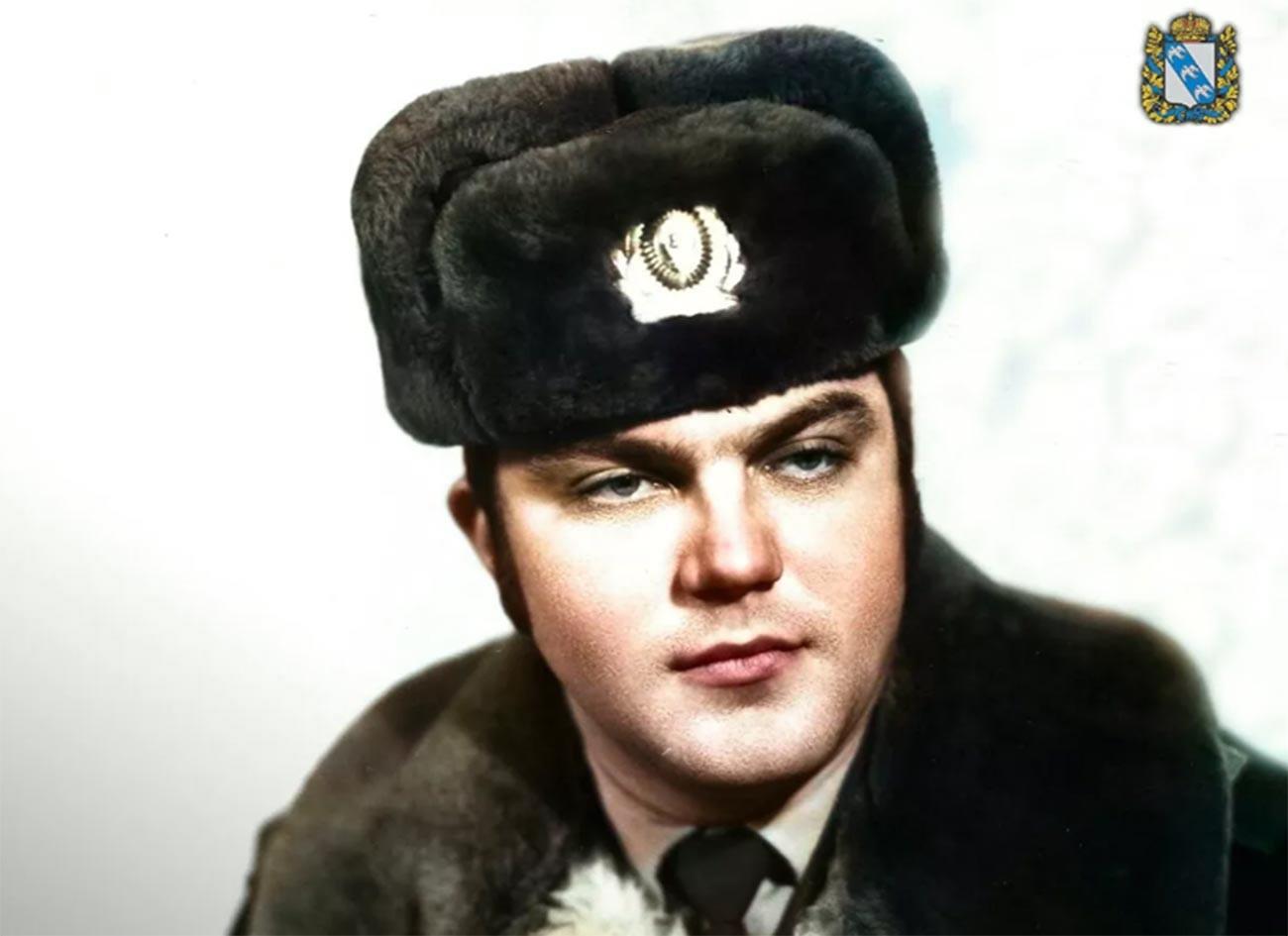 Mikhail Pankrushev.