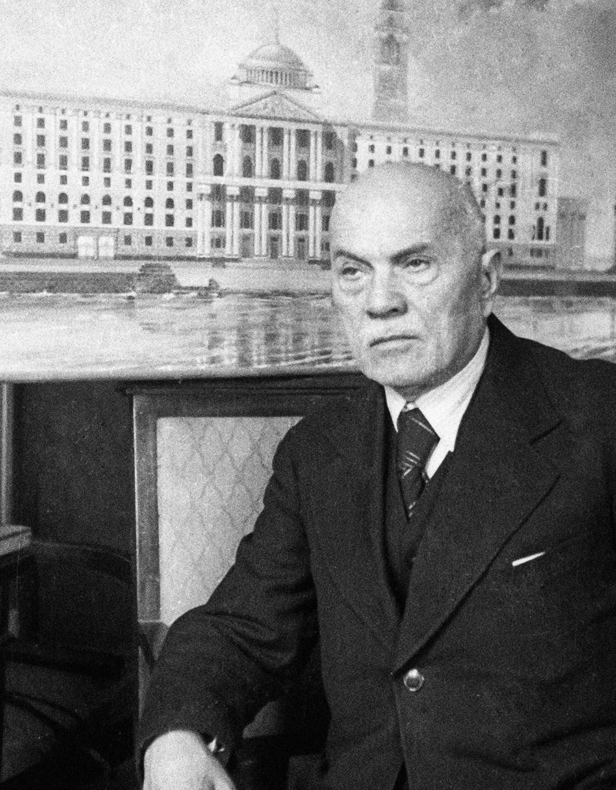 Алексей Щусев.