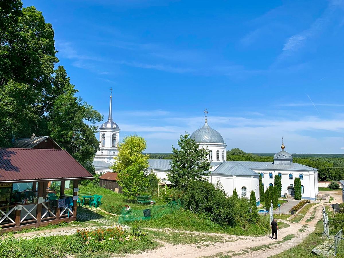 The Divnogorsky monastery