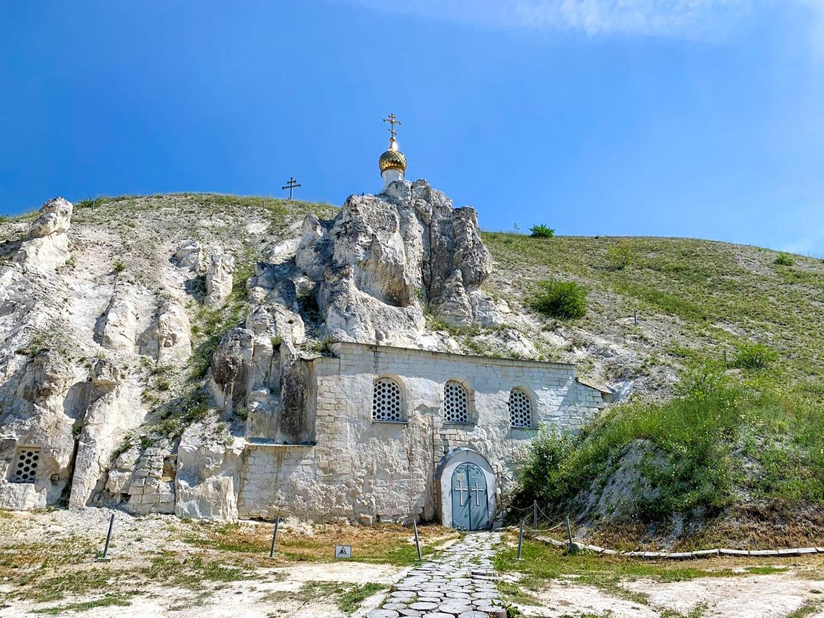 Cerkev sicilijanske ikone Matere božje v Divnogorju