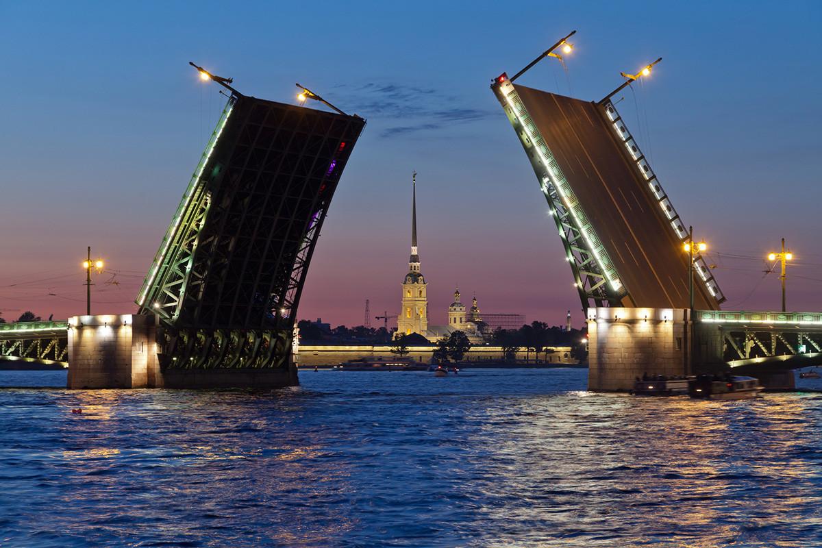 The Palace Bridge