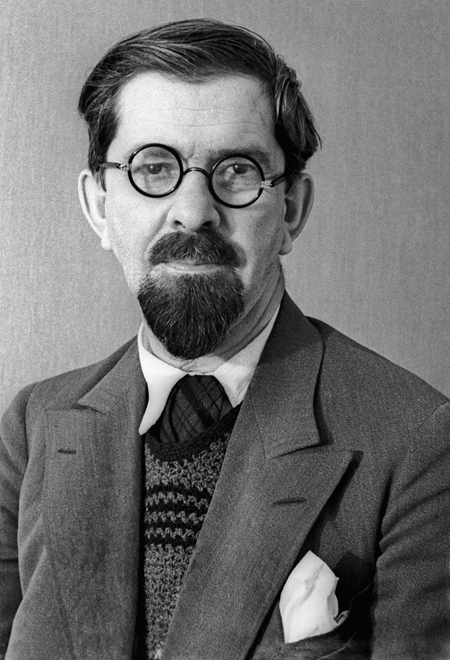 Lev Rudnev.
