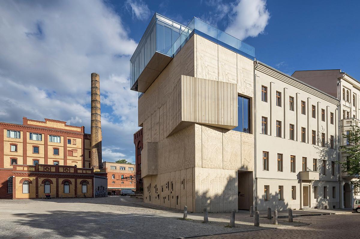 ベルリンの建築グラフィック博物館