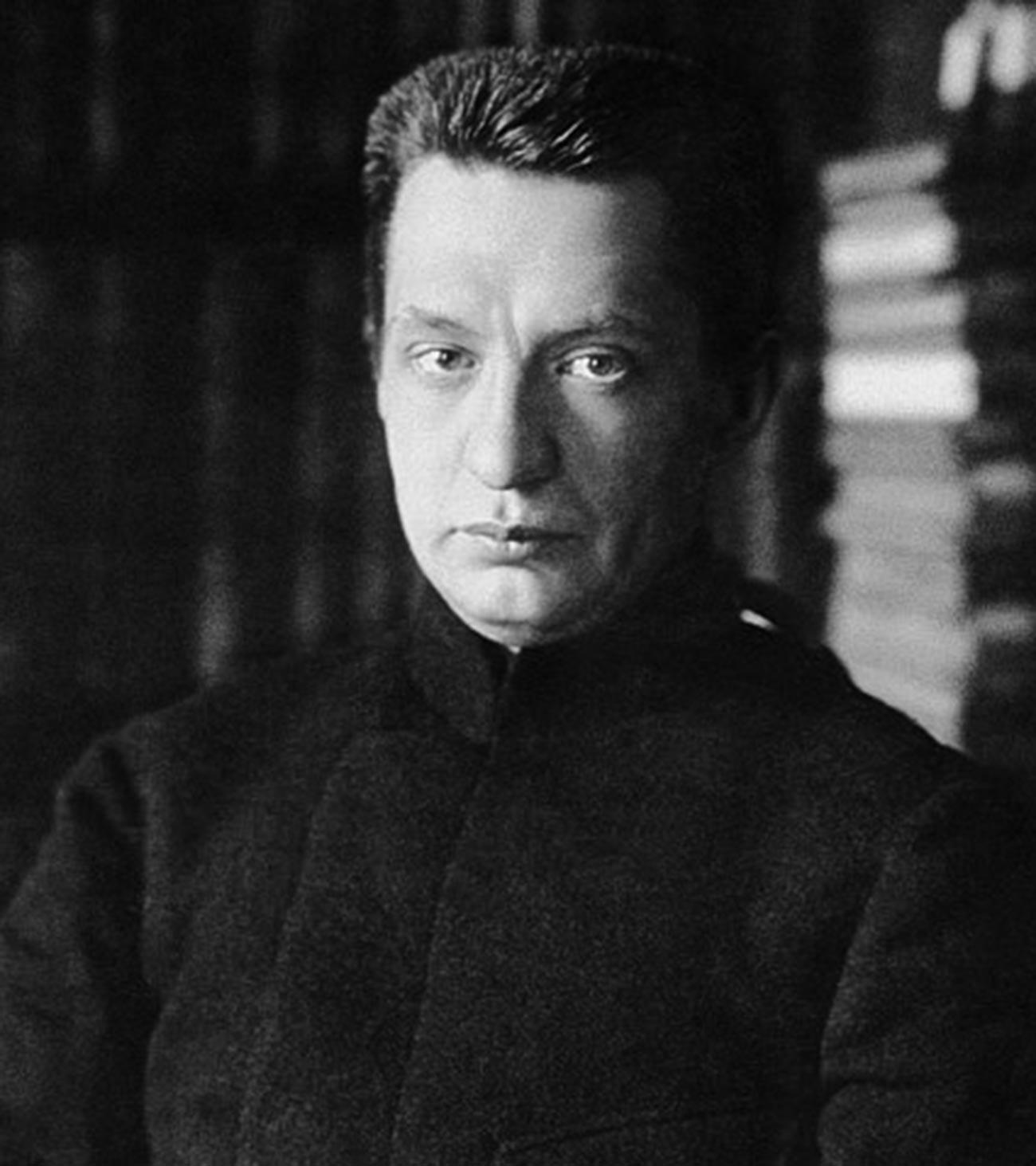 Alexander Kerensky, photographed by Karl Bulla