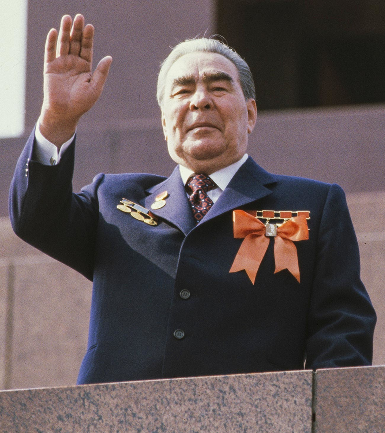 Leonid Brezhnev
