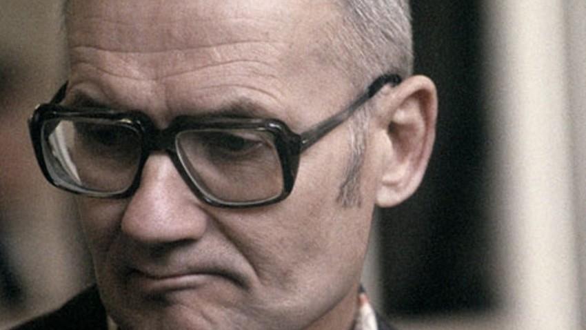 Andréi Chikatilo, el psicópata ruso más conocido.