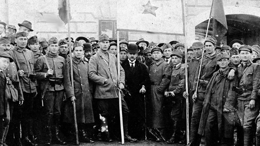 Унгарска съветска република