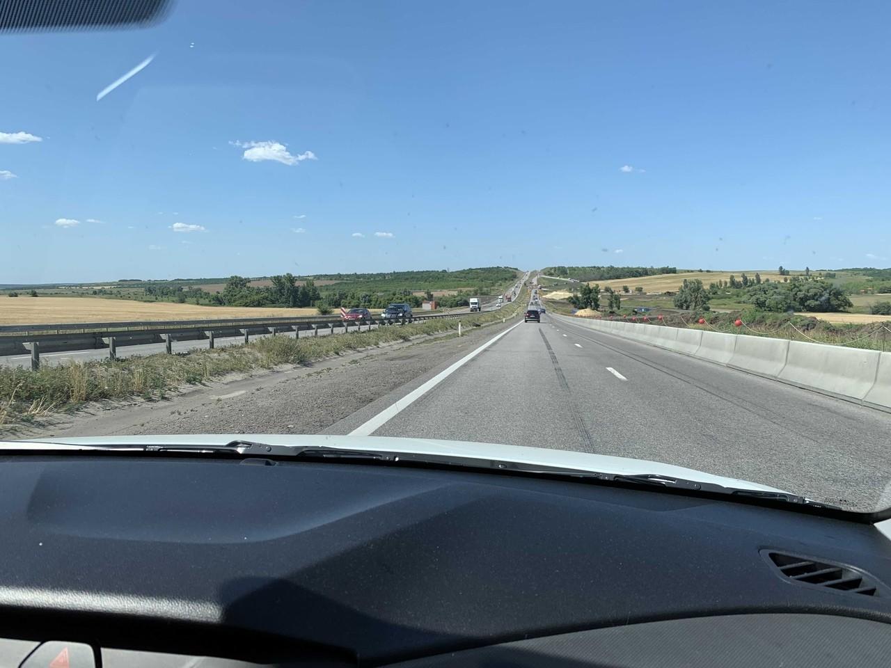 L'autostrada M4