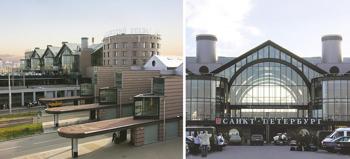 Gare de Ladoga