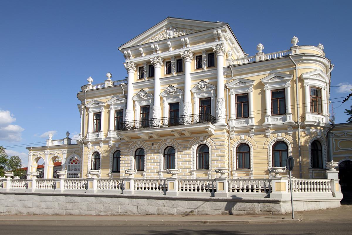 Il Museo regionale di Perm