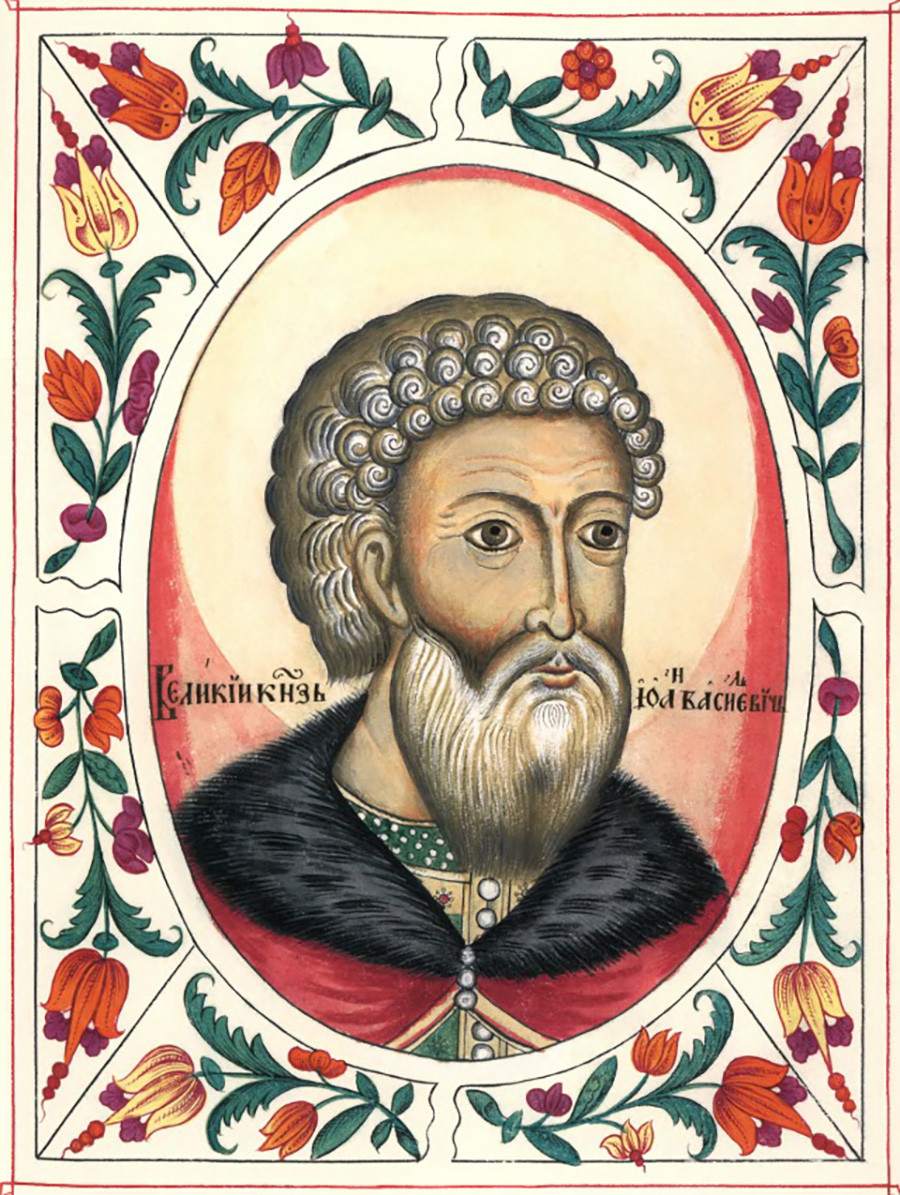 Großfürst von Moskau Iwan III.