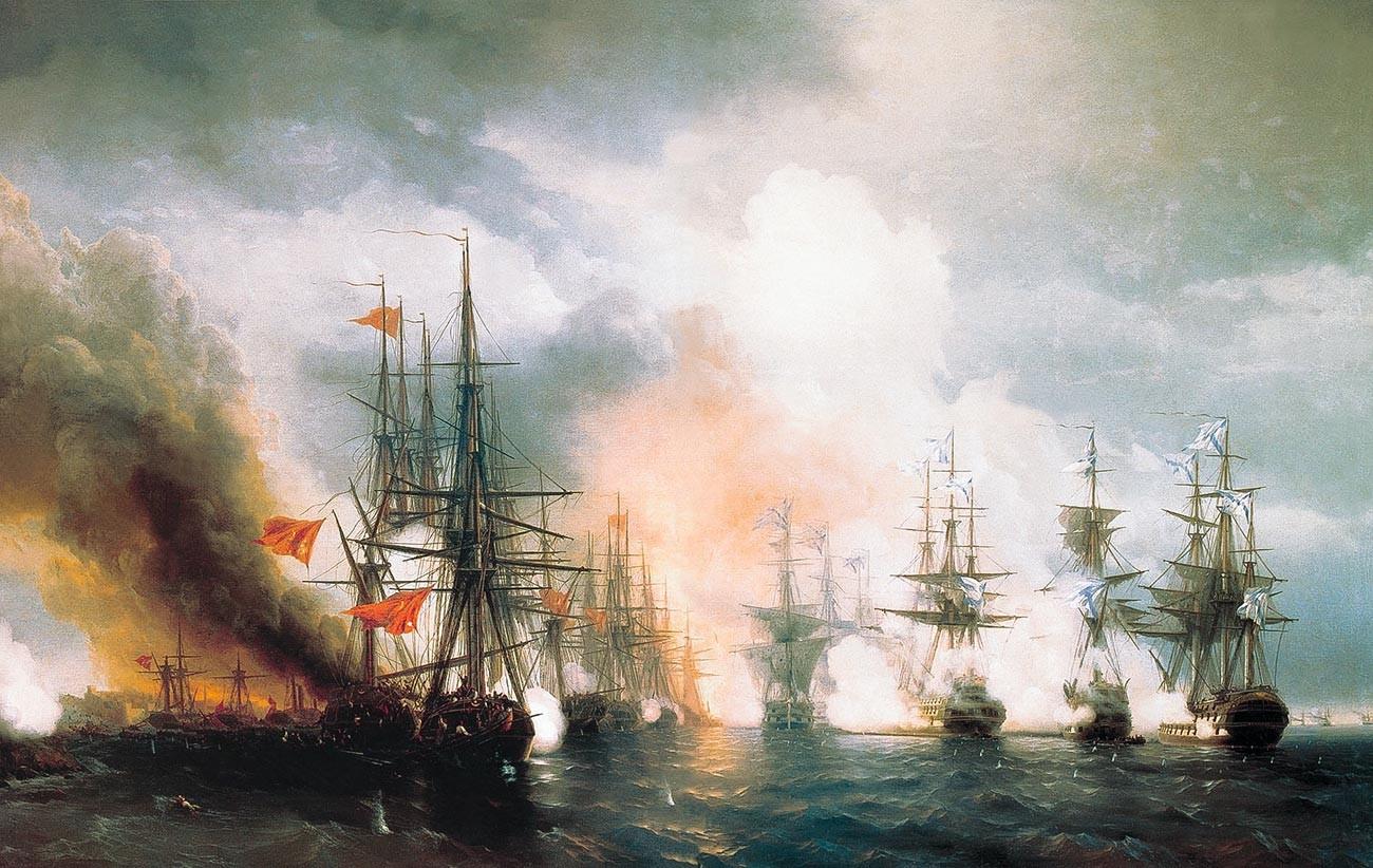 """""""Schlacht von Sinop""""."""