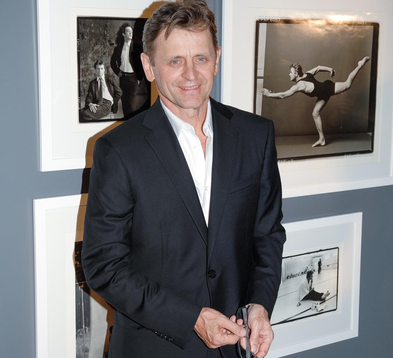 Михаил Баришников