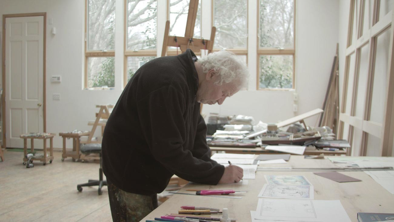 Сцена от документалния филм