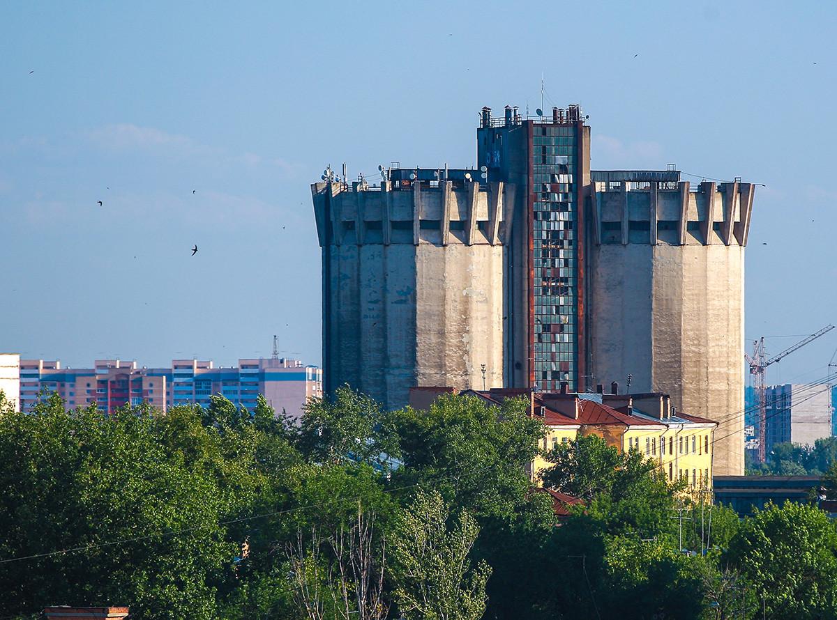L'ascensore sul Volga, Samara