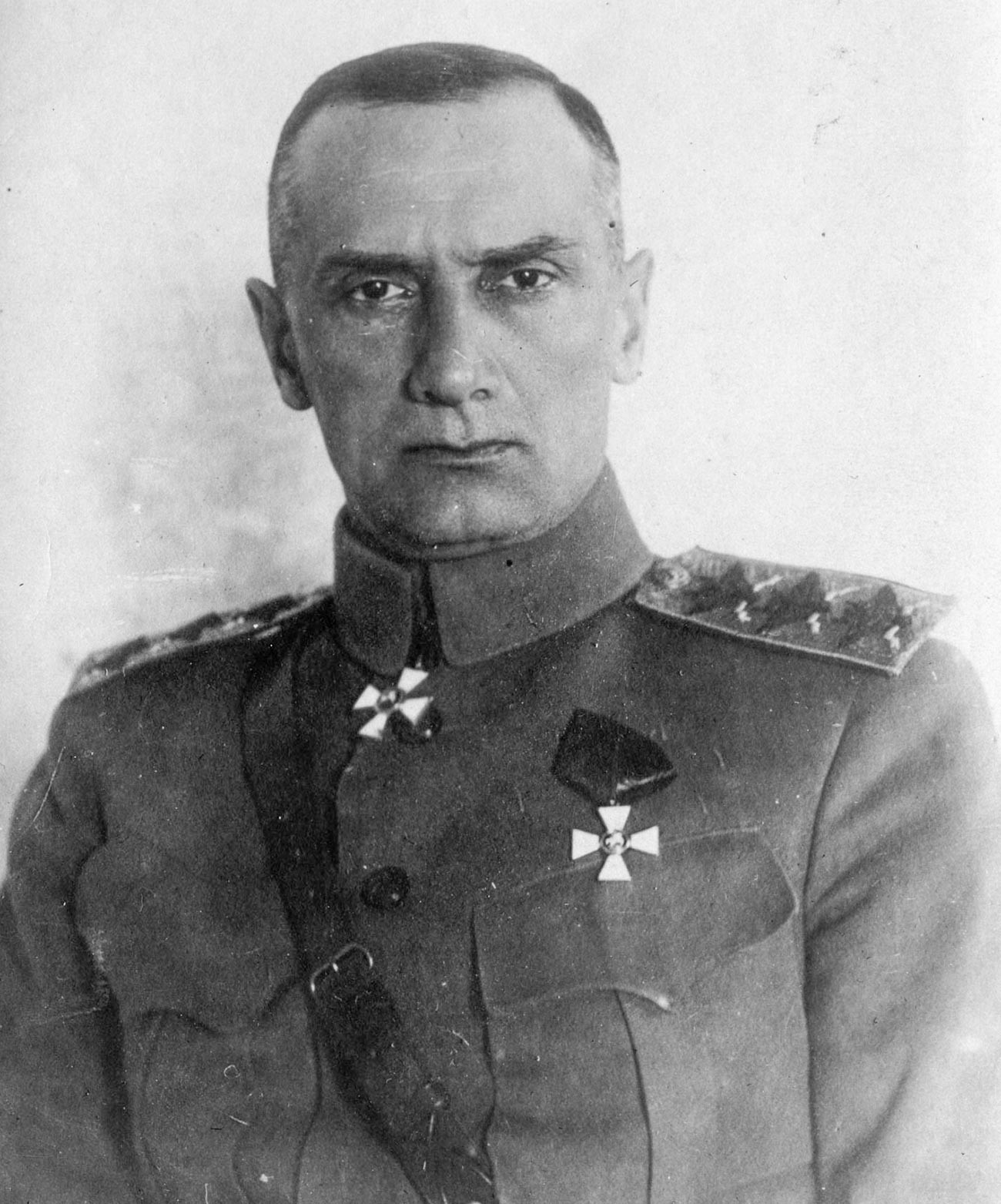 Vrhovni voditelj Rusije in vrhovni poveljnik ruske vojske A. V. Kolčak