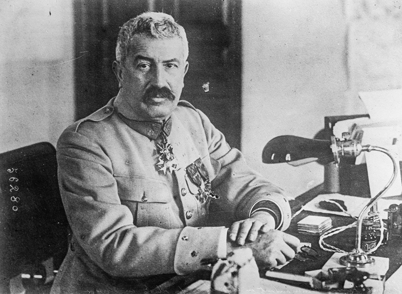 General Maurice Janin.