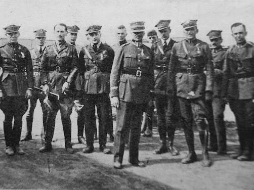 Piloten des 7. Jagdgeschwaders
