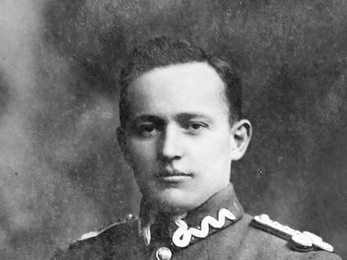 Kapitän Cooper in Lemberg während der Zeit der Kościuszko-Staffel