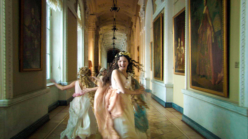 A still from the 'Russian Ark' film