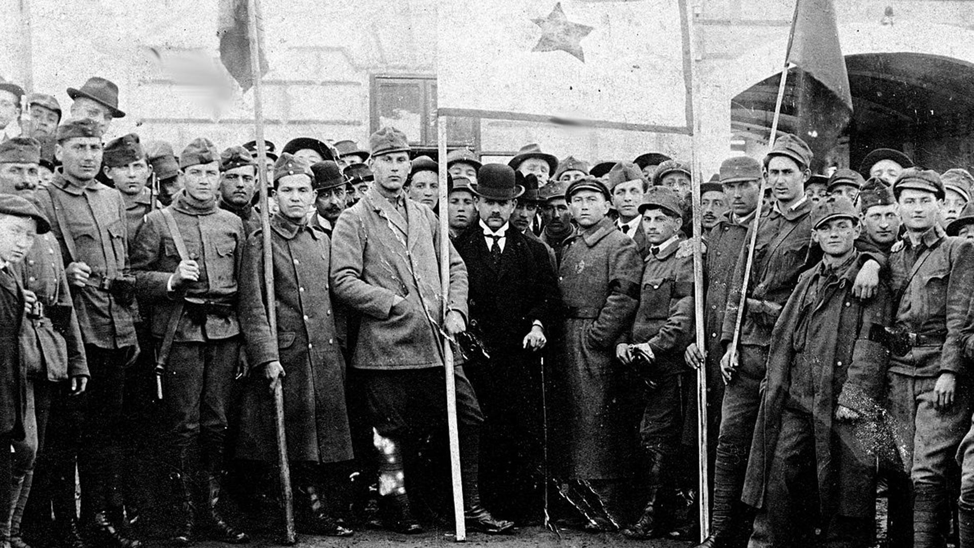 République des conseils de Hongrie