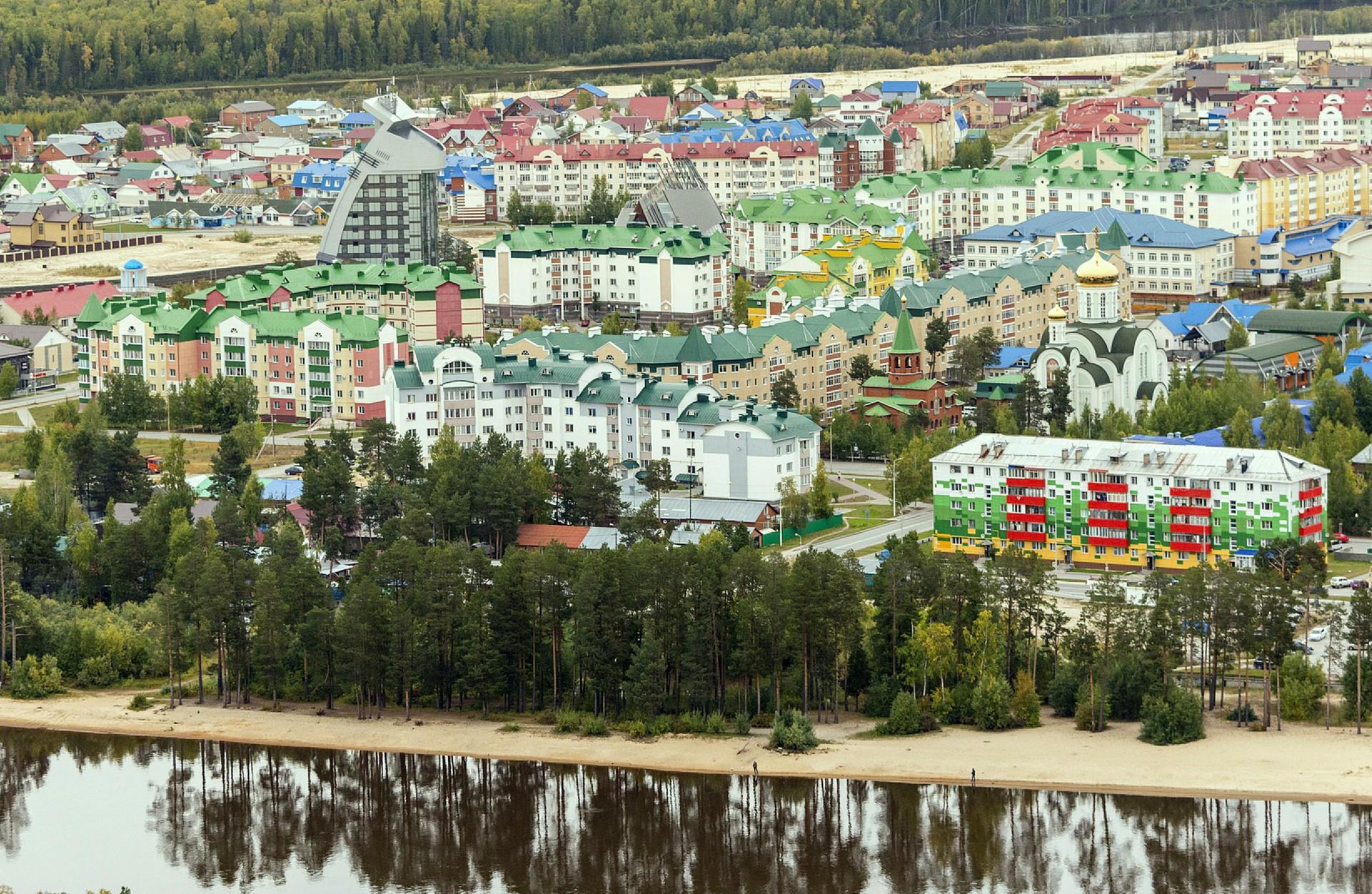 град Совјетски