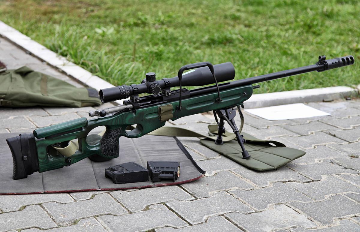 スナイパーライフルSV-98