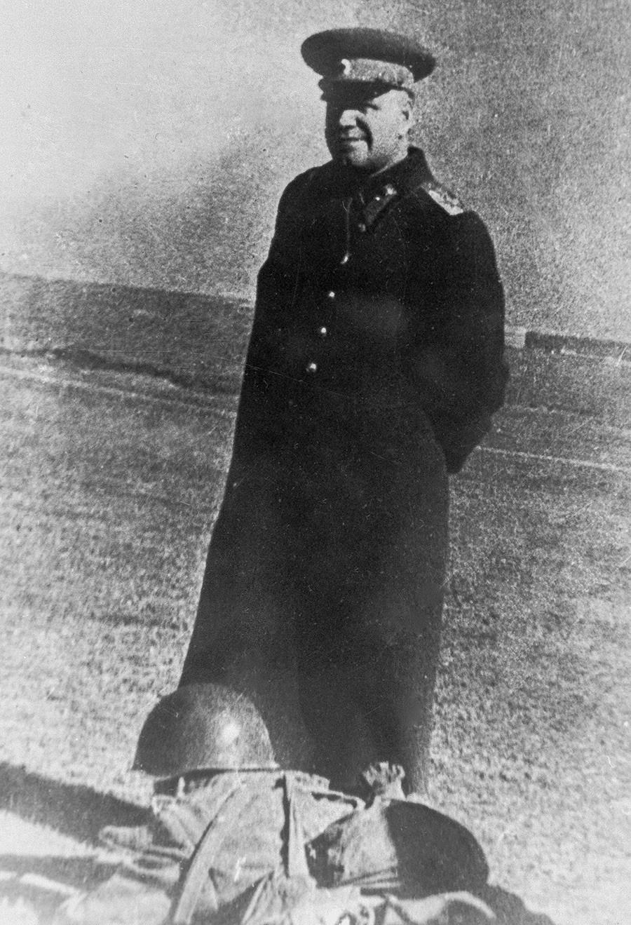 Zhukov di Odessa.