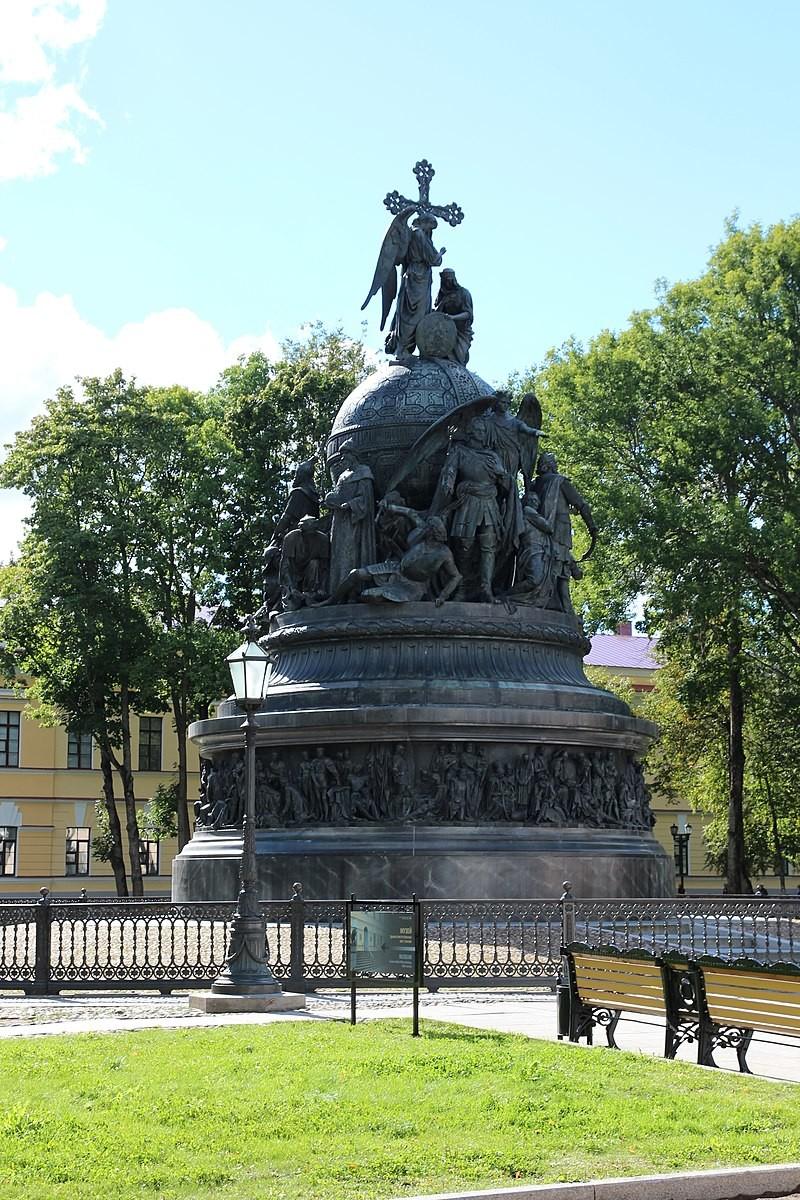 Monument du Millénaire de la Russie