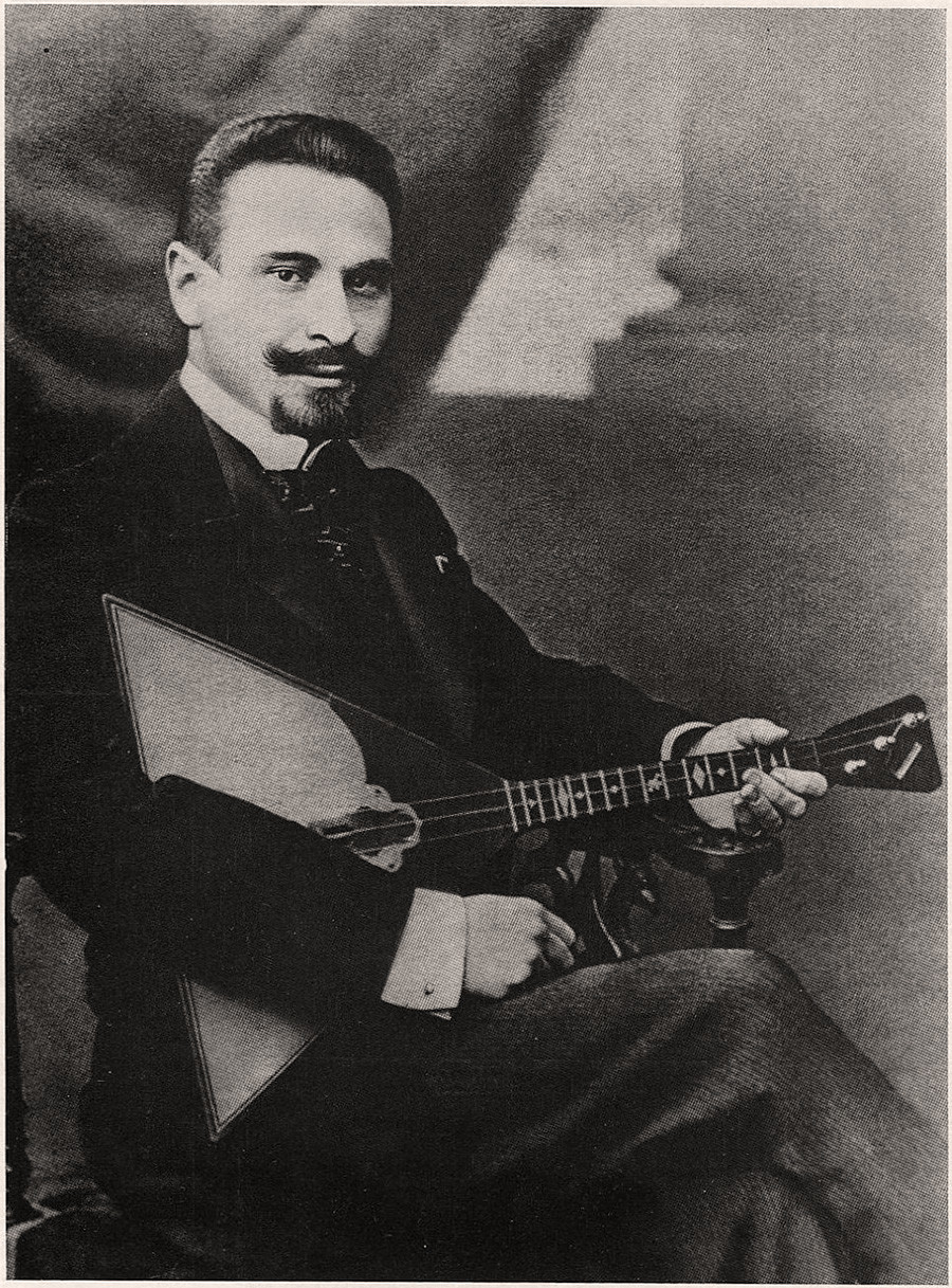 ワシリー・アンドレーエフ
