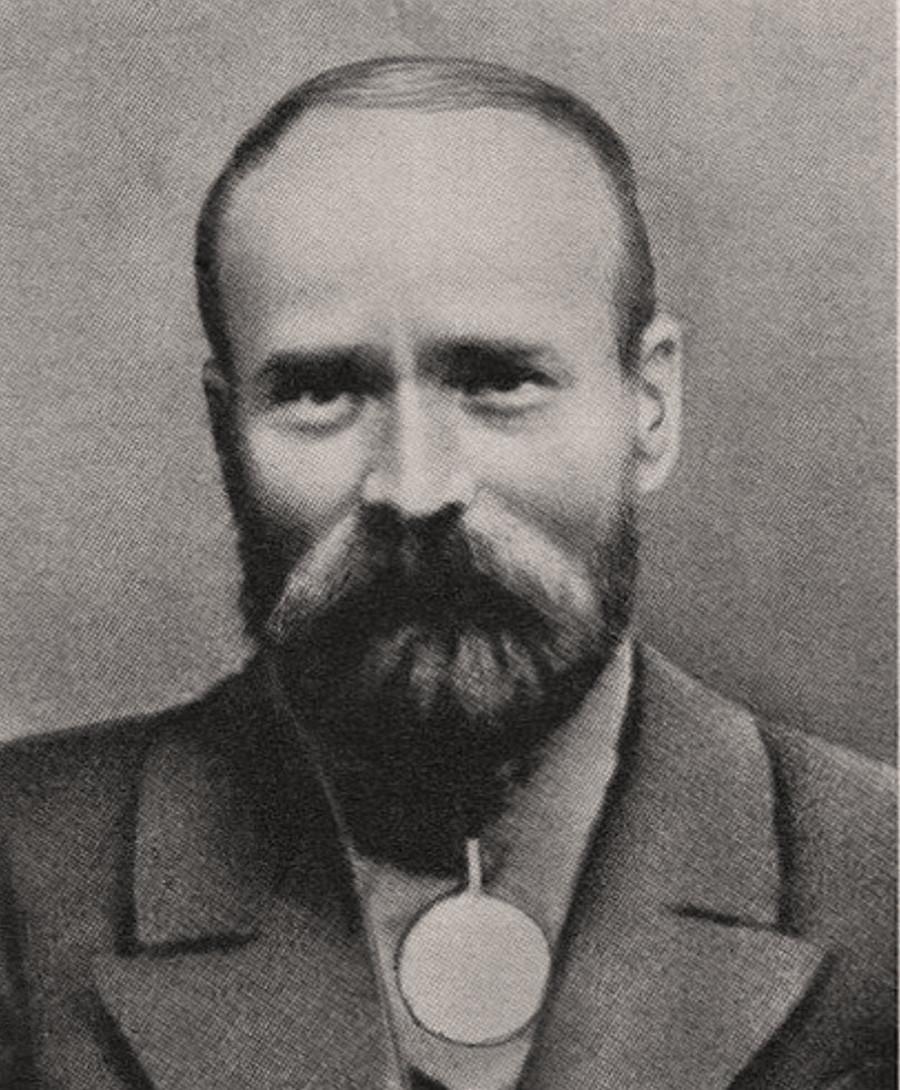 Семьон Налимов с медал за усърдие