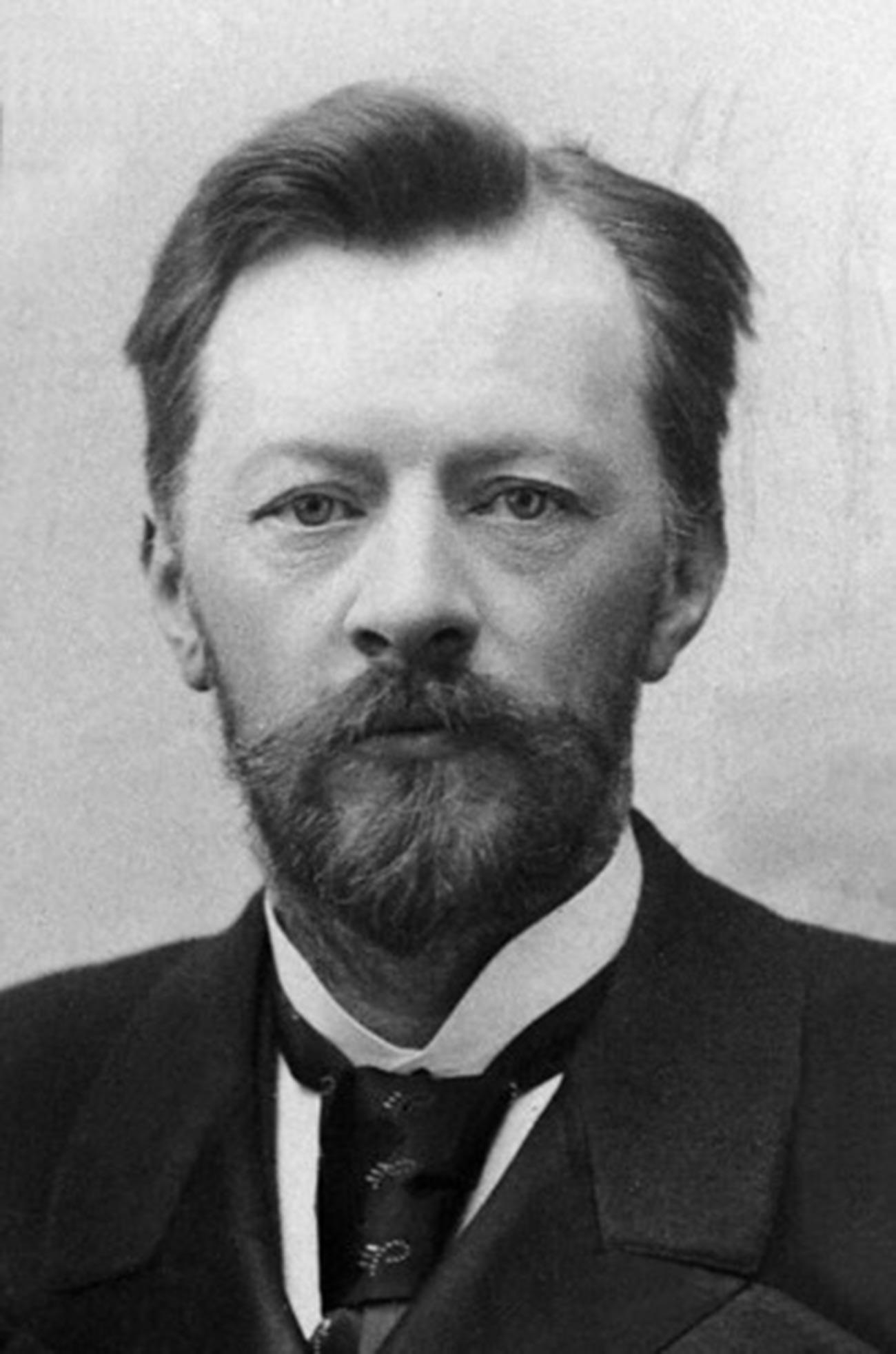 Vladimir Shukhov, 1891