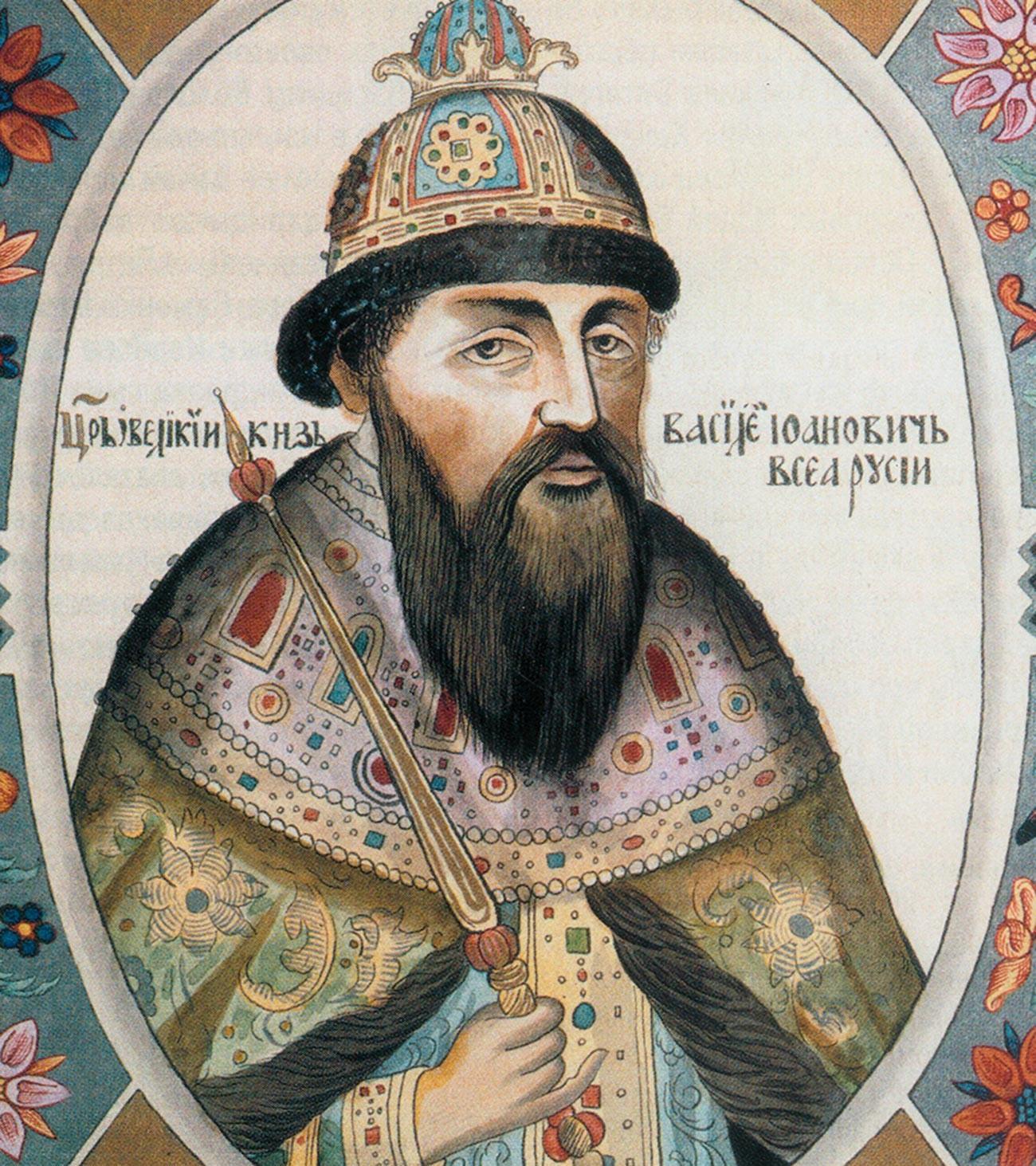 Vasiliy IV Shuisky