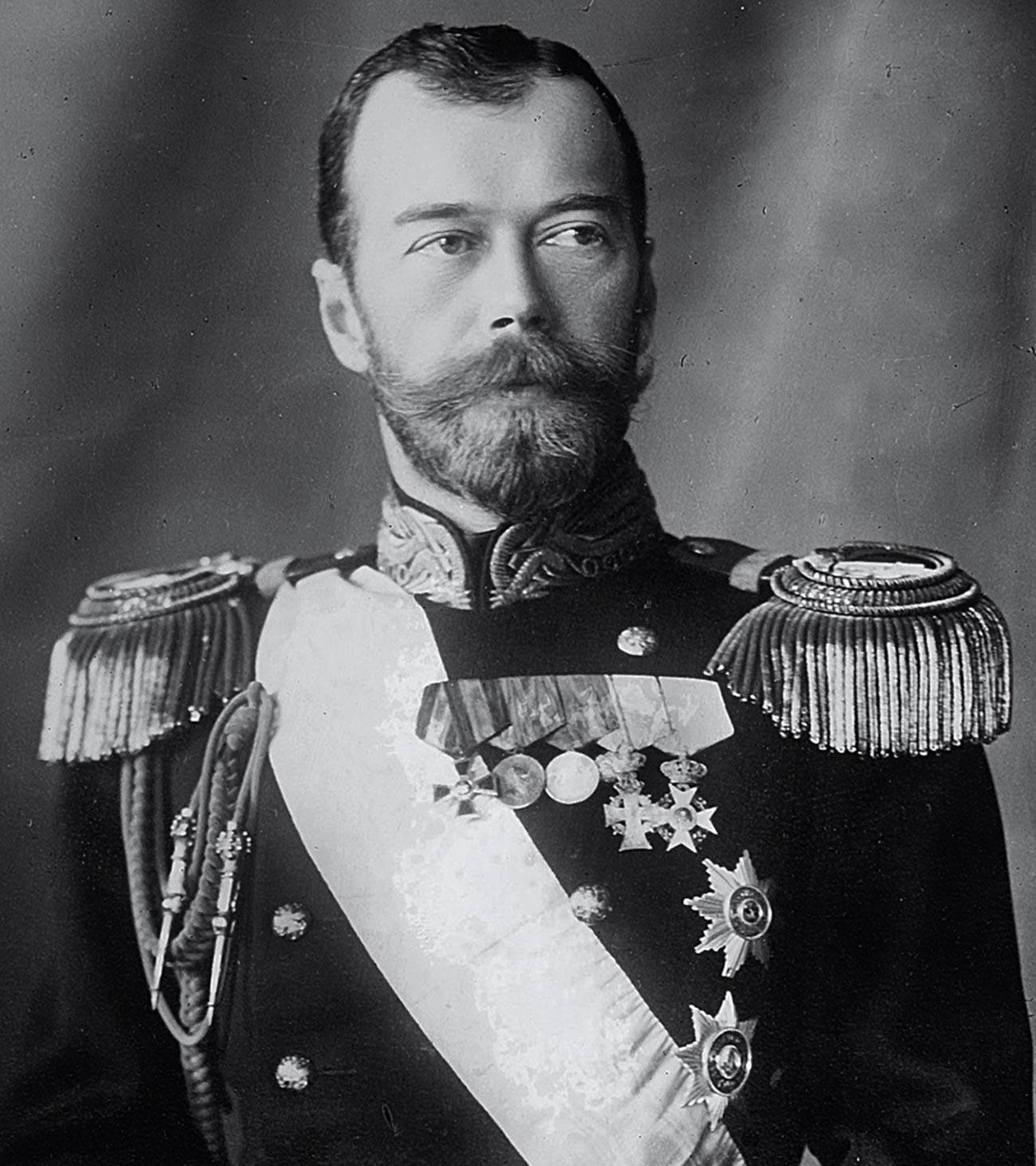 Nikolay II