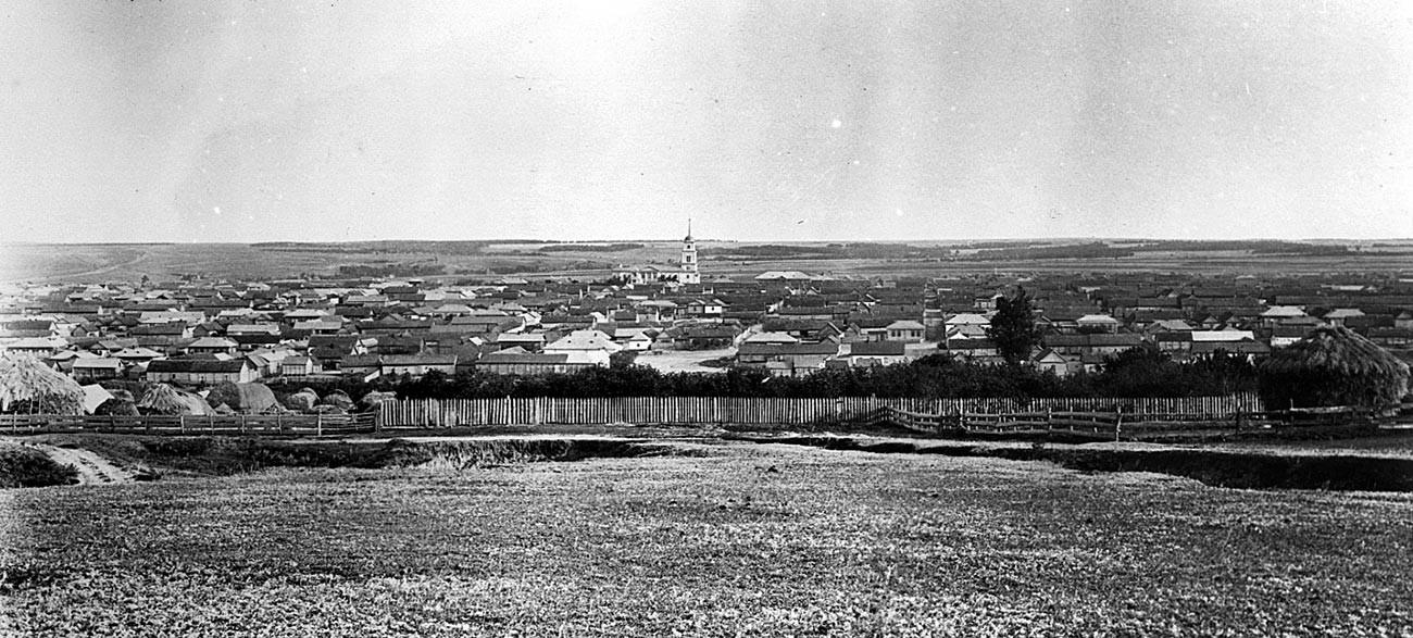 Norka war eine der ersten deutschen Kolonien im Wolgagebiet.