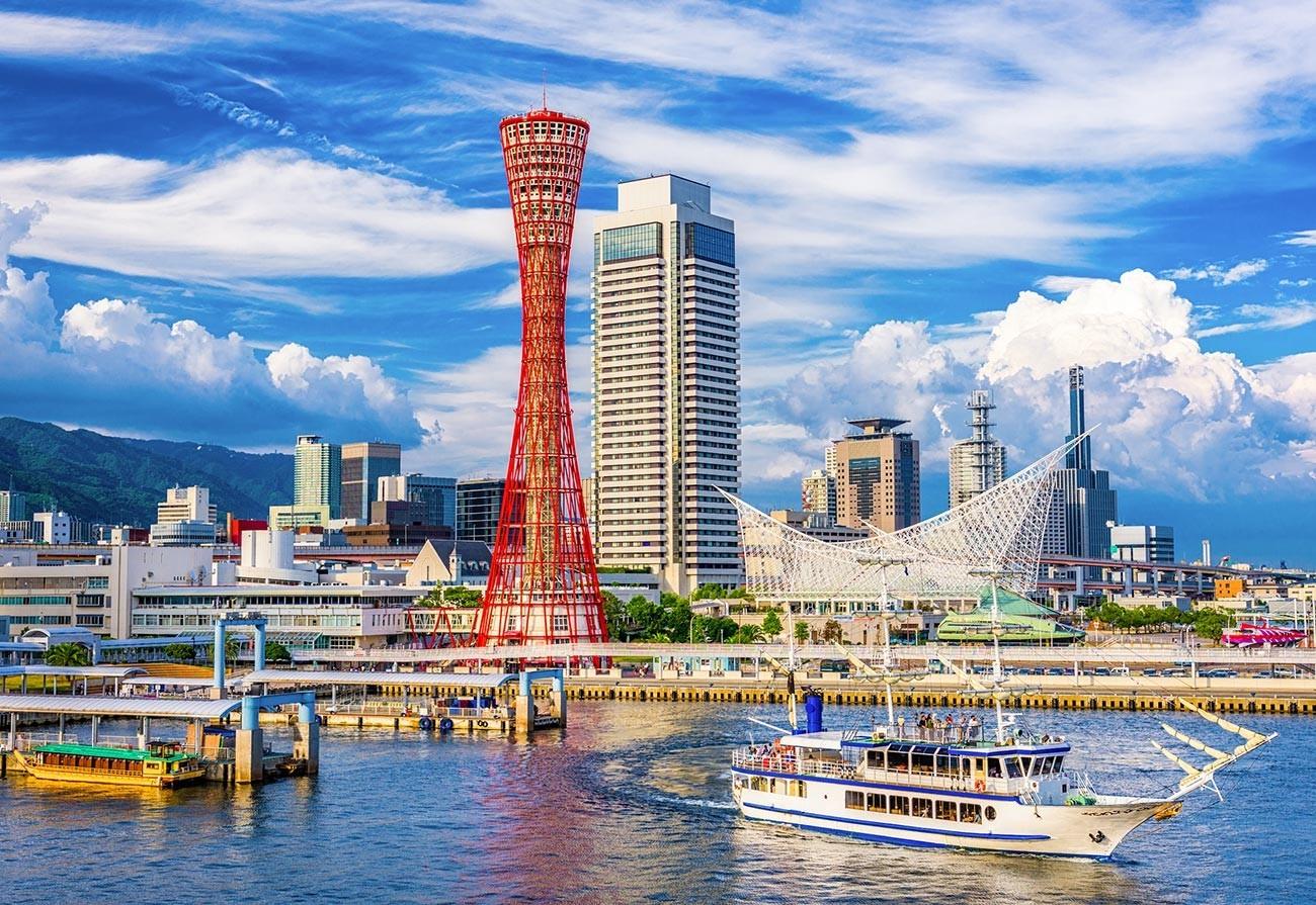Pristaniški stolp Kobe