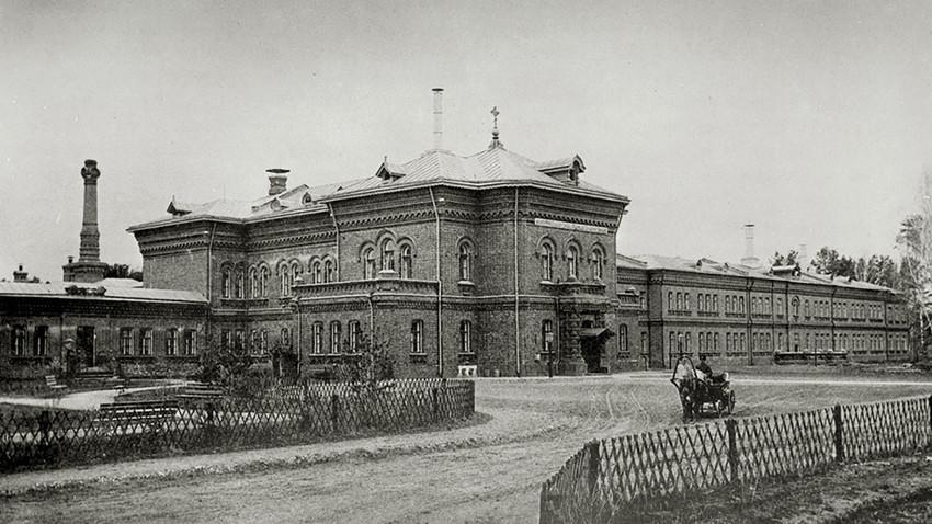 Moskovska psihiatrična bolnišnica Aleksejeva