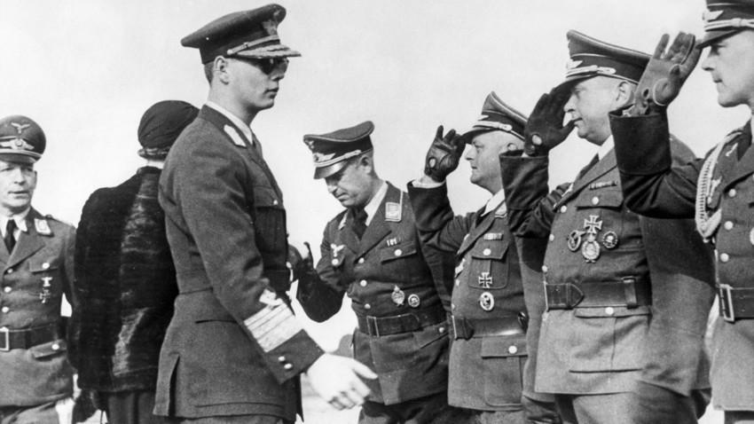Михај I, 1941.