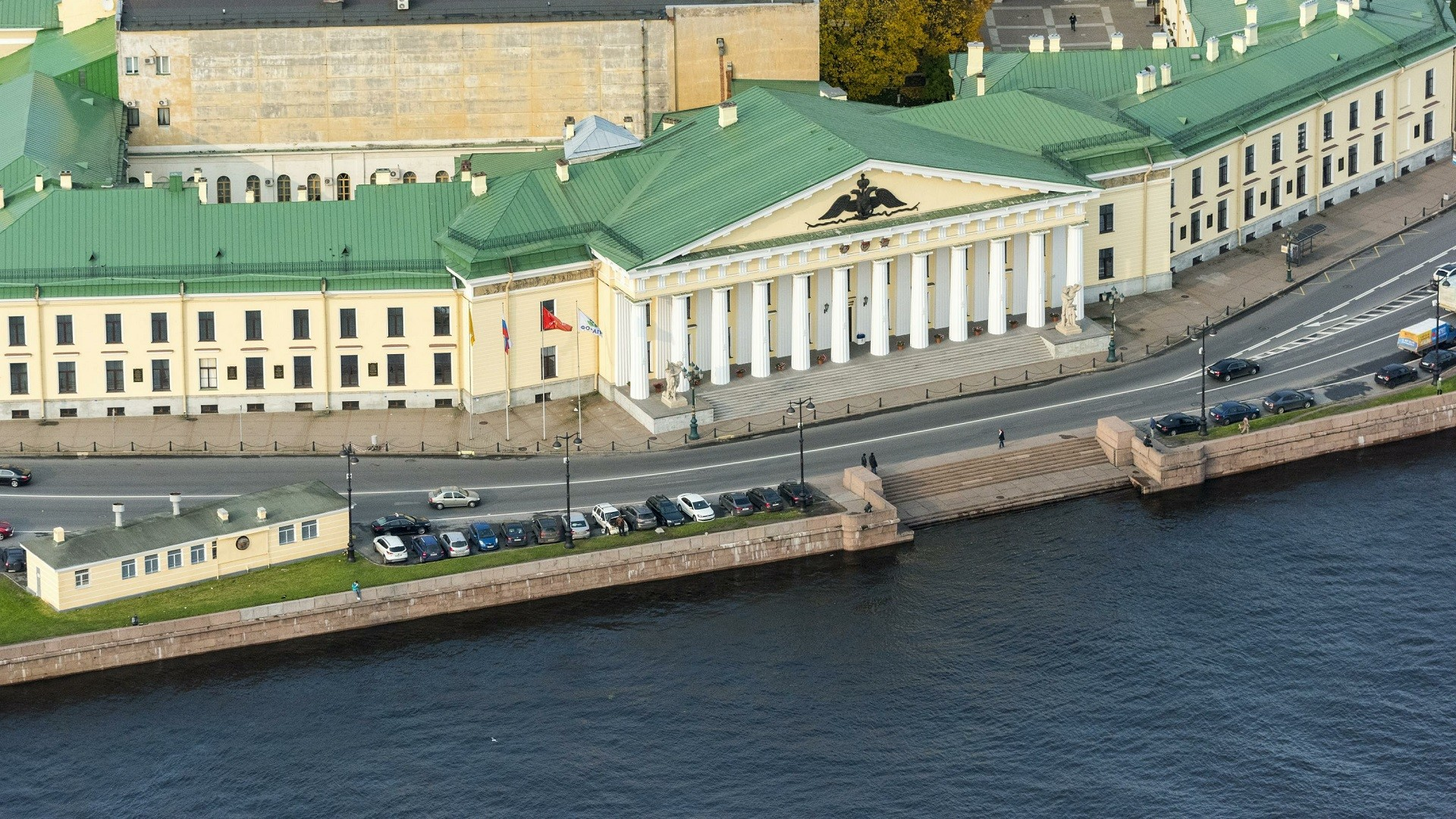 École des mines de Saint-Pétersbourg