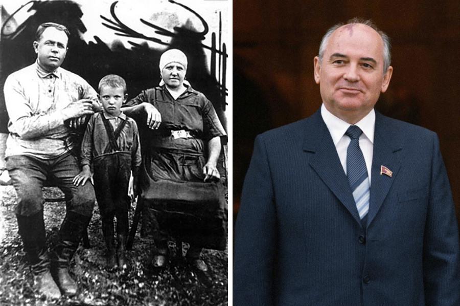 Mikhaïl Gorbatchev, le seul président de l'URSS
