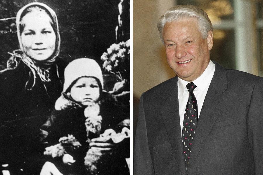 Boris Eltsine, le premier président de la Fédération de Russie