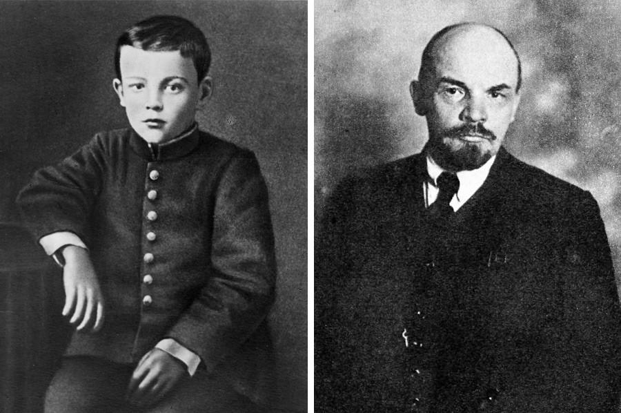 Vladimir Lénine, chef du Parti bolchévique