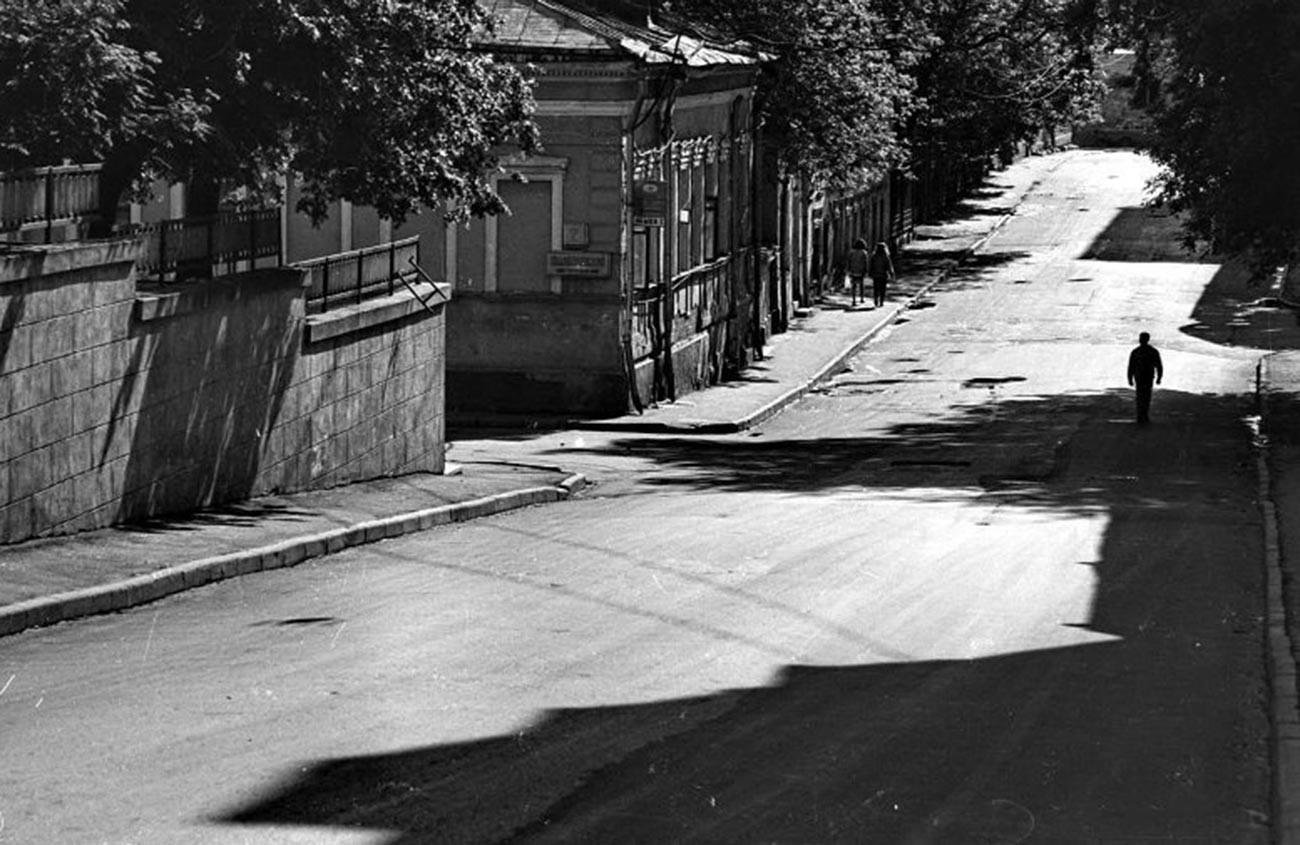 « Vieux Moscou », ruelle Khokhlovski, années 1980