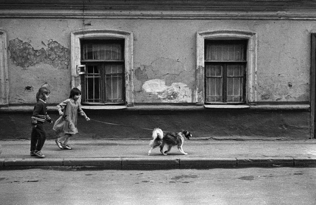 « Toujours en avant ! », 1983
