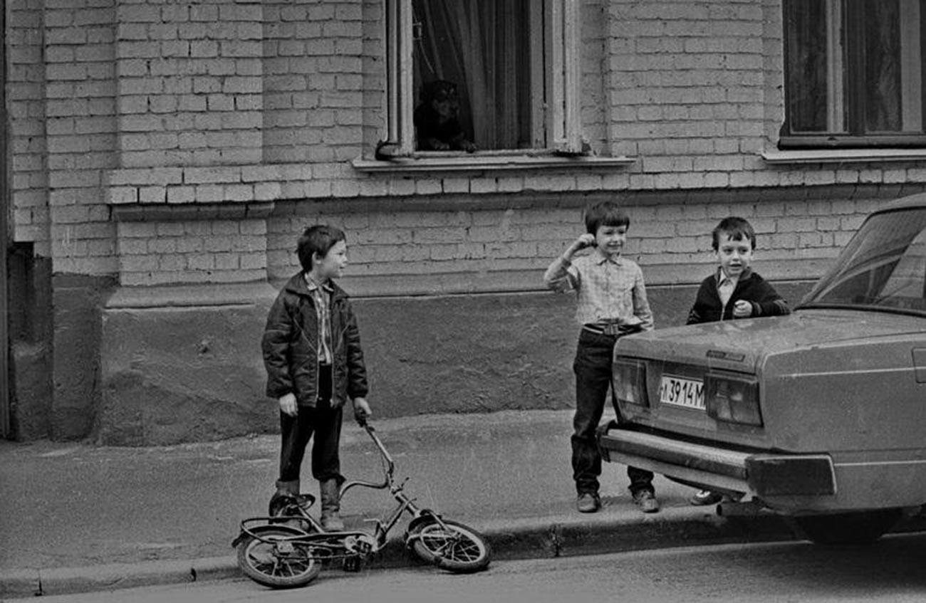 Sretenka, 1983