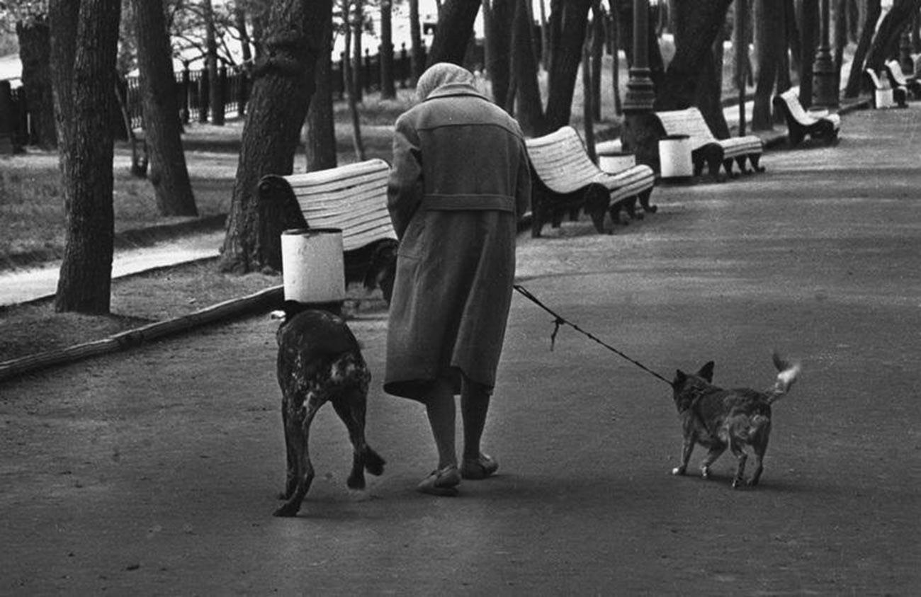 Boulevard Sretenski, 1989