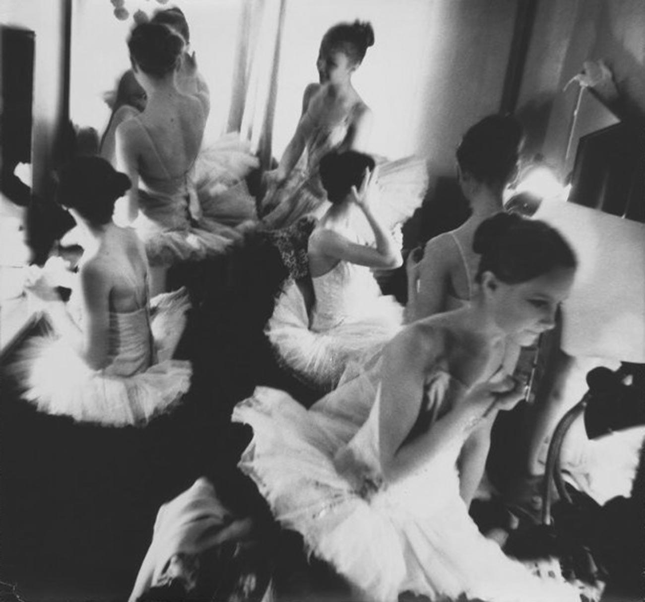 D'après les œuvres de Degas, années 1990