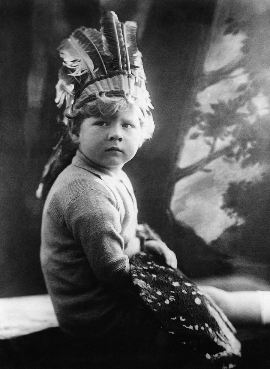 Michael I of Romania.
